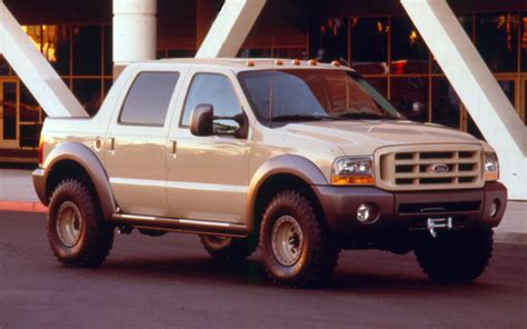 future ford trucks a look back at ford s truck and suv concepts truck trend