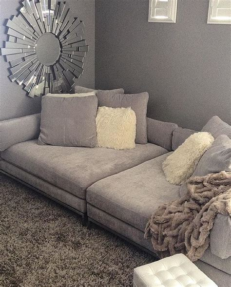 living rooms with gray couches best 25 deep couch ideas on pinterest comfy couches