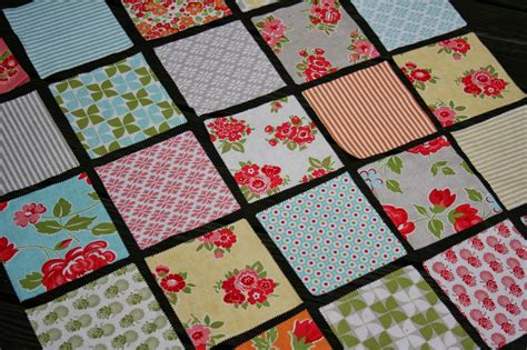 Quilting Squares by Marmalade Squares Two Quilt 171 Moda Bake Shop