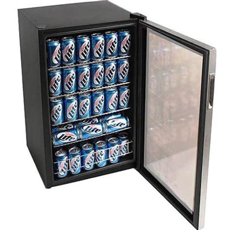 Beverage Drink Cooler Compact Glass Door Refrigerator Soda Drink Fridge With Glass Door
