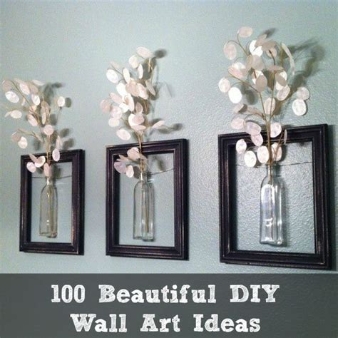 10 beautiful diy wall art design for your home 1 diy crafts ideas magazine 100 creative diy wall art ideas to decorate your space