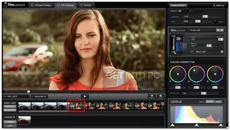 filmconvert full version filmconvert pro 2 12 plugin free download