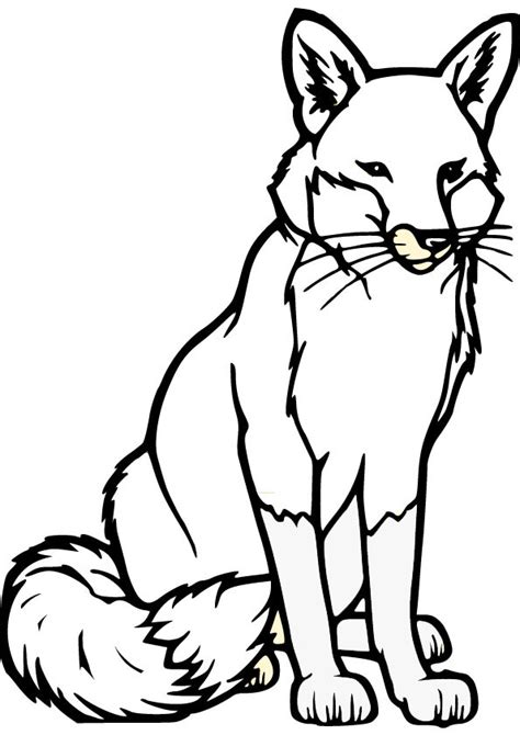 stone fox coloring page fox coloring pages to download and print for free stone