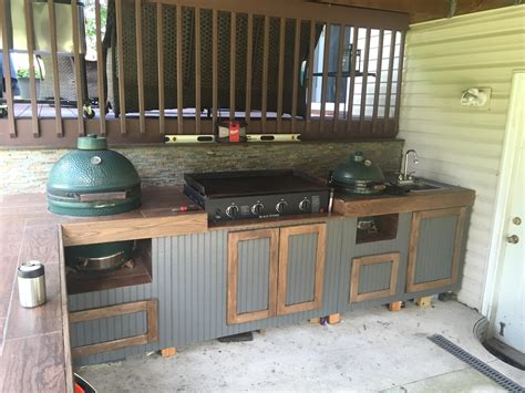 Ideas For Cooktop With Griddle Design Built In Griddle For Outdoor Kitchen Kitchen Decor Design Ideas