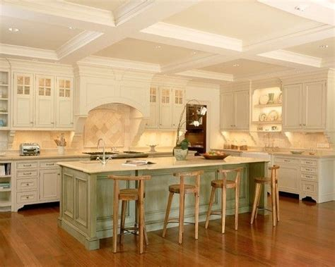 green kitchen island light green kitchen green kitchen island and off white