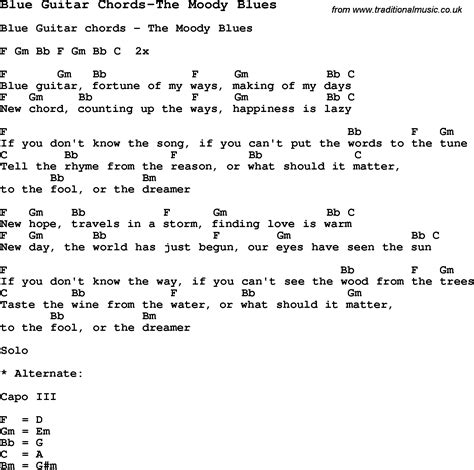 blues lyrics blues guitar chords in e images