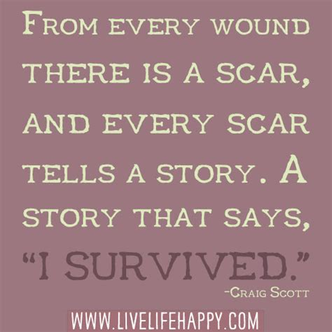 there is a storybook that can get your kids to sleep in 20 from every wound there is a scar and every scar tells a s
