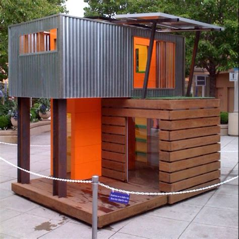 outdoor kids house 111 best images about modern clubhouses on pinterest outdoor playhouses sandbox and