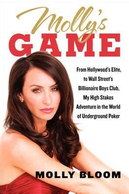 biography book club molly s game from hollywood s elite to wall street s