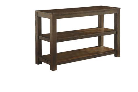 sofa table ashley ashley grinlyn sofa table ashley t660 4 at homelement com