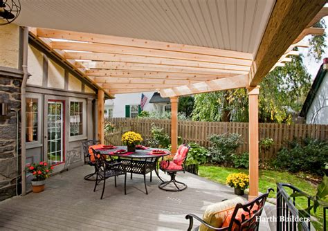 trellis with roof merion station roof and trellis porch philadelphia