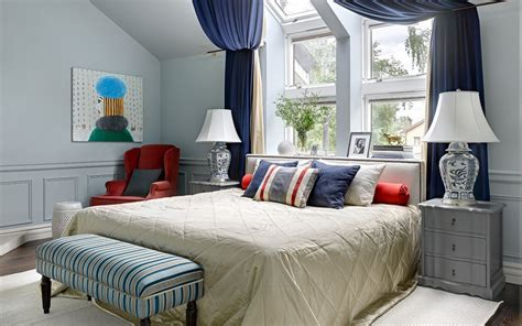 basement bedrooms window treatments mike davies s home 21 exles of decor and design for the windows in the