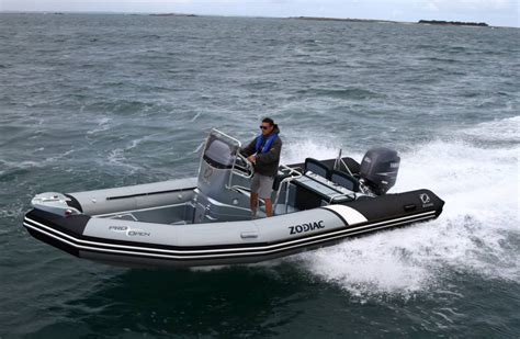 inflatable boats zodiac pro open 650 zodiac nautic inflatable and rigid