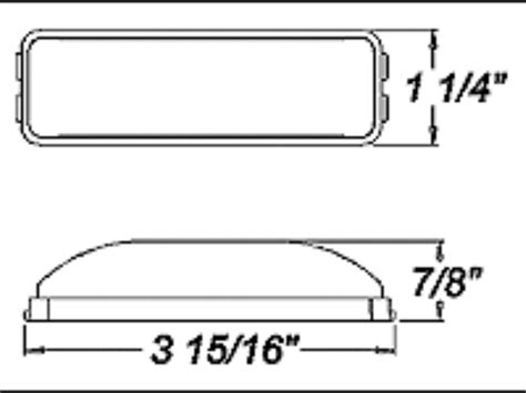 peterson led trailer light wiring schematic battery