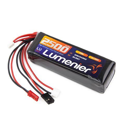 best 3s lipo battery lumenier 2500mah 3s radio transmitter lipo battery jr