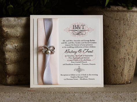 stephita wedding invitations wedding invitation 754 ivory pearl smooth