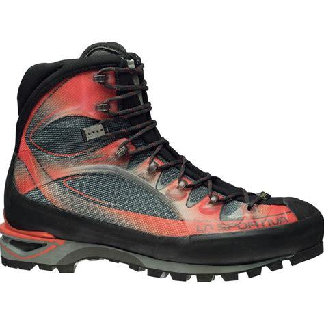 la sportiva mountaineering boots la sportiva trango cube gtx mountaineering boot s