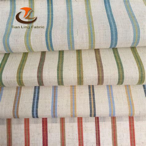 linen voile curtain fabric maufacturer wholesale 100 pure linen fabric voile curtain