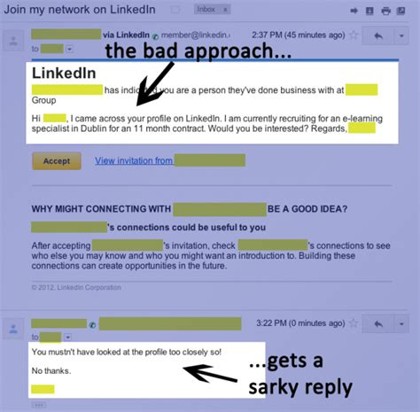 linkedin inmail templates for recruiters 8 steps to improve response rate from passive candidate