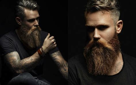men s look with a long beard for my groom pinterest brutal beards mens hairstyles 2018 hairdrome com