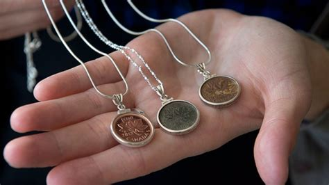 how to make jewelry out of coins as goes obsolete creative canadians preserve coin