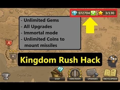 kingdom rush frontiers hacked full version download kingdom rush hack level coins root doovi