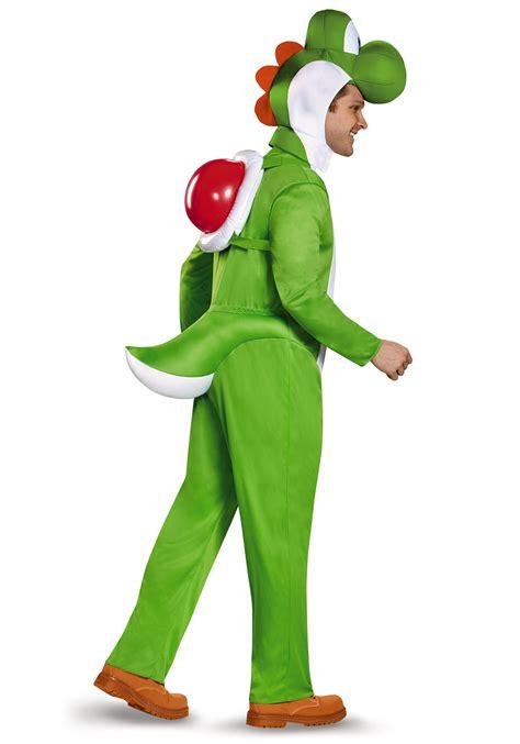 yoshi costume plus size deluxe yoshi costume