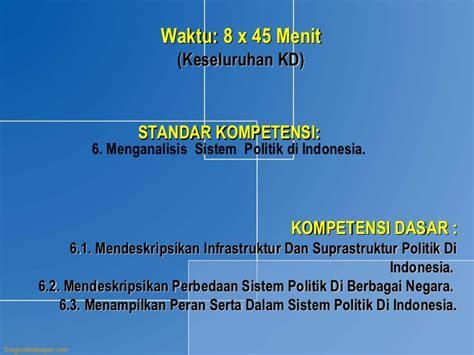 Sjahrir Politik Dan Pengasingan Di Indonesia suprastruktur dan infrastruktur politik di indonesia adalah