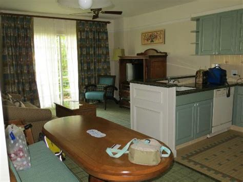 rooms points disney s saratoga springs resort spa disney kitchen and living room picture of disney s saratoga