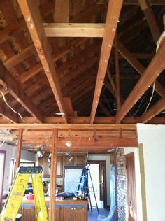 raised ceiling frame remodel me please pinterest vaulting a ceiling rancher renovations pinterest