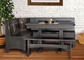 Built In Kitchen Nook » Home Design 2017