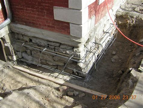 bloom house foundation repair project