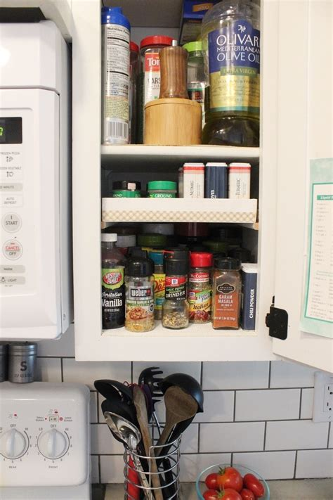 diy spice shelf a simple way to expand your spice shelf