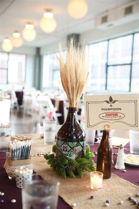 best 25 centerpieces ideas on brewery wedding reception wine bottle centre