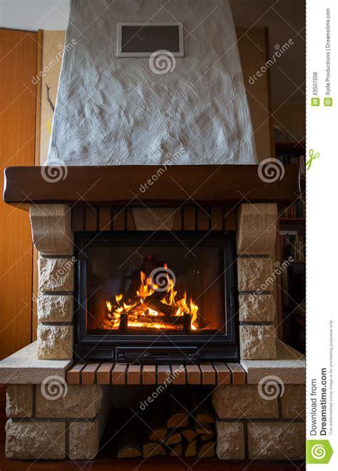 close up fireplace close up of burning fireplace at home stock photo image