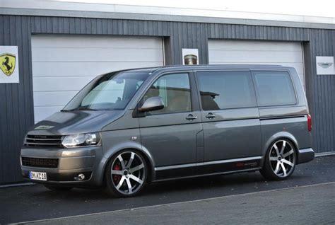 Kosten Tieferlegung T5 by Vw T5 Multivan Mit H R Gewindefahrwerk By Kbr Motorsport