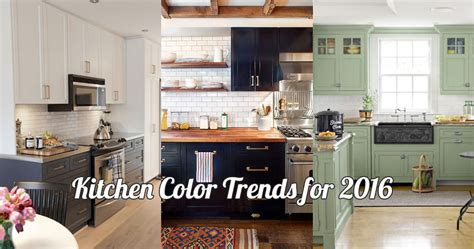trending kitchen cabinet colors colored kitchen cabinets trend quicua