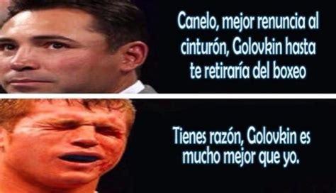 Canelo Meme