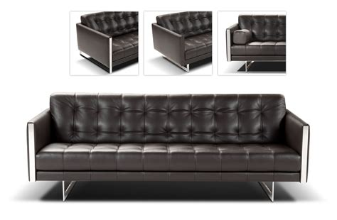 modern leather sofas for sale modern leather sofa vs