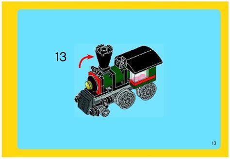 Lego Creator 31015 Emerald Express lego emerald express 31015 creator