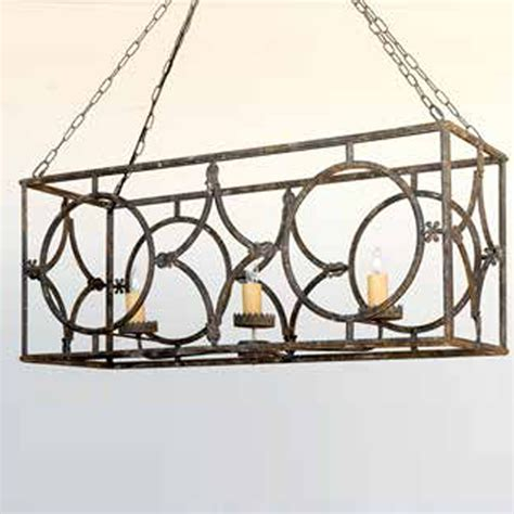 Metal Dining Room Table park hill collection lafayette transom chandelier hx6240