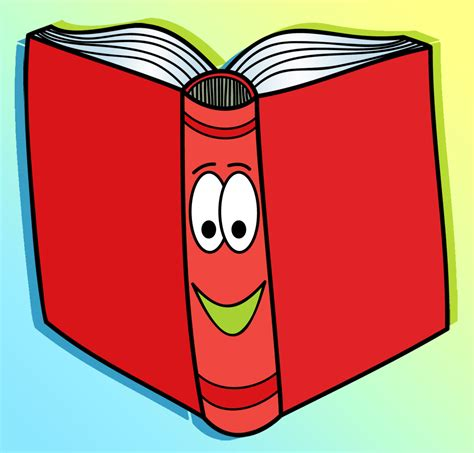 picture book animation animated book clipart