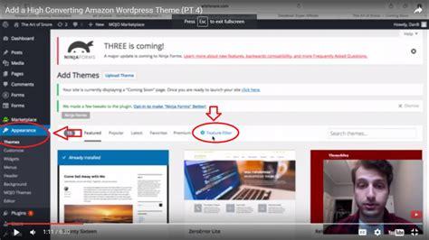 theme wordpress amazon add a high converting amazon wordpress theme to your