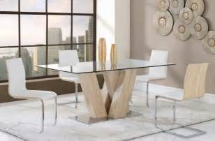 Glass Top Dining Table Contemporary Dining Tables By Hayneedle » Home Design 2017
