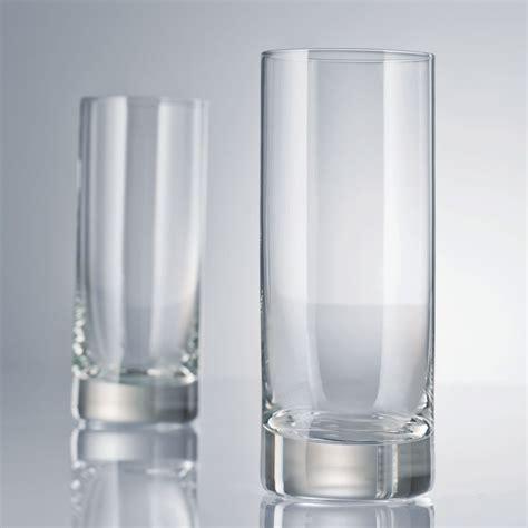 schott zwiesel barware schott zwiesel iceberg long drink mixer highball glass set of 6 glassware uk