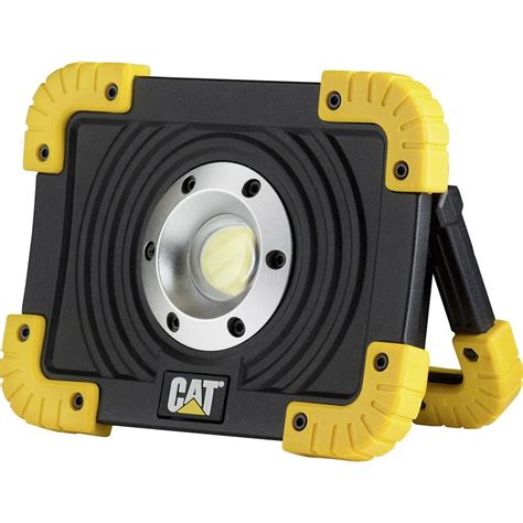 how led lights work led work light adjustable cat rechargeable from conrad com