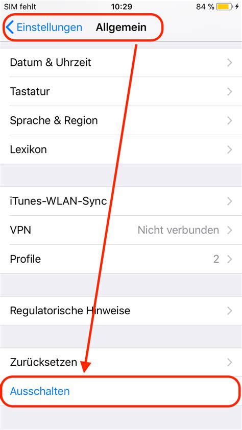 iphone ausschalten knopf kaputt tipp f 252 r ios 11 ausschalten ohne power knopf iphone