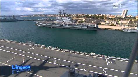 portaerei cavour e garibaldi marina militare linea 17 giugno la portaerei cavour