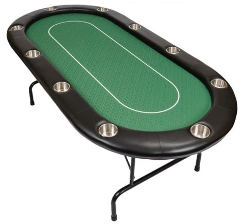 10 person pro table green bcfolding green
