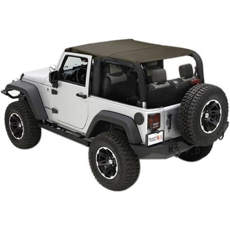 Rugged Ridge Jeep Parts by Rugged Ridge Summer Top New Jeep Wrangler 2007 2011 13588